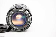 Canon FD 35mm f2.0 1:2,0 ssc S.S.C. rare concave f16 version (2)