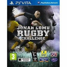 Jonah Lomu Rugby Challenge Sony PS Vita **FREE UK POSTAGE!!**