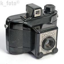 Gamma Ungarn: Pajtas * 6x6 Bakelit-Rollfilmkamera * Hungarian bakelite camera