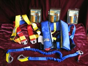 West Marine Sospeners Life Vest Sailing Harness Layard