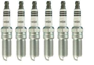 Spark Plug-Iridium IX NGK 6509 (pack of 6)