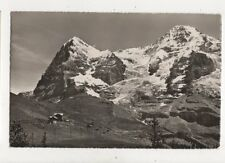 Wengeralp Eiger & Moench Switzerland [Schild Bischel 1299] Postcard 874a
