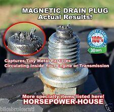 12mm MAGNETIC CRANKCASE OIL DRAIN PLUG 85-17 HONDA REBEL CMX250C CMX450C US MADE