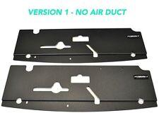 86-91 Mazda RX7 FC Aluminum Radiator Cooling Panel Custom FC3S 13B Rotary V1