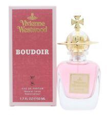 VIVIENNE WESTWOOD BOUDOIR EAU DE PARFUM 50ML SPRAY - WOMEN'S FOR HER. NEW