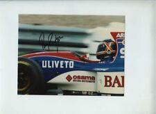 Thierry Boutsen Jordan 193 F1 Season 1993 Signed Photograph 1