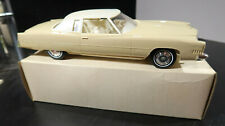 1973 Johan Eldorado Harvest Yellow Promo Car BOXED
