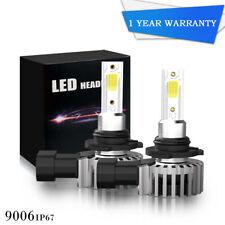 9006 LED Headlight Bulb Low Beam for Scion tC 2005-2008 6500K Cool White