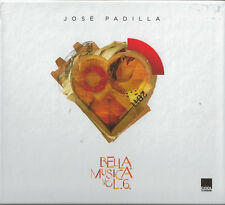 Bella Musica 6 -   compiled by jose padilla    New cd
