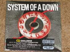 System Of A Down Hypnotize Value Added CD! Live + Video