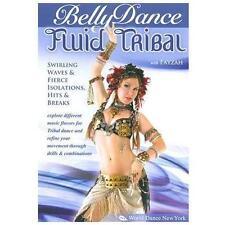 BellyDance: Fluid Tribal with Fayzah (DVD, 2009)