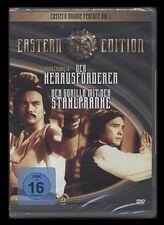 DVD EASTERN DOUBLE FEATURE VOL. 1 - DER HERAUSFORDERER + GORILLA MIT DER.. * NEU