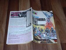 TERRA NOVA  151 --  der PANDORA EFFEKT // Jack Williamson 1969