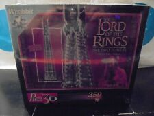 NEW! Puzz 3D The Lord Of The Rings Two Towers orthanc  Isenguard Saurman tower