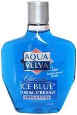 Aqua Velva Classic Ice Blue Cooling After Shave - 3.5 Oz + Makeup Sponge