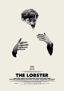The Lobster 2015 Colin Farrell Poster  A0-A1-A2-A3-A4-A5-A6-MAXI 353