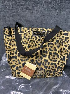 NWT Donna Sharp Jaguar Lunch Tote