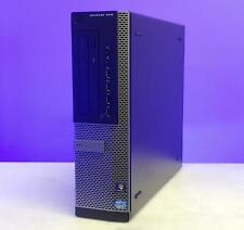 Dell Optiplex 7010 SFF 256GB SSD(New) i5 3.2GHz 8GB Ram Radeon GFx Win 10 Home G