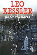 Kessler, Leo, The Blackout Murders (Severn House Large Print), Very Good Book