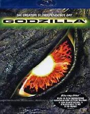 Godzilla (1998) (blu-ray) Sony Pictures