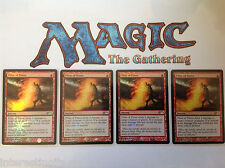 Magic The Gathering - MTG - Pillar of Flame 4x  - Foil - Promo