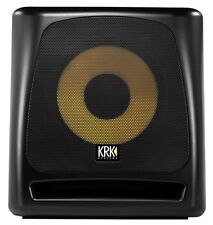 "KRK 10s2 Active Sub 10"" Woofer Powered Studio Monitor Subwoofer 160W Amplified"
