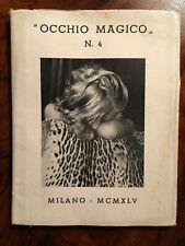 CARLO MOLLINO RITRATTI AMBIENTATI RARE 1945 LIMITED NUMBERED