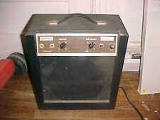 Vintage Kalamazoo Model 1 Guitar Tube Amp Amplifier