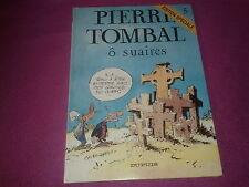 PIERRE TOMBAL - T 5 - ô suaires