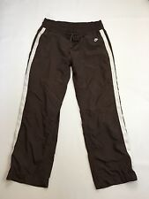Women's Nike Tracksuit Bottoms - Large UK12/14 - Brown - Great Condition