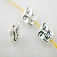 Wholesale 20pcs Rondelle bead Loose Beads Face Findings Spacer Charms 10x12mm