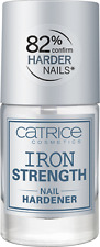 Catrice Nail Hardener Iron Strength For Brittle Soft Thin Nails