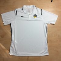 Nike Team Dri-Fit Golf Polo Size XLarge 2016 SEC Southeastern Conference Track