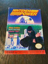 Nintendo Power Volume 5, March/April 1989, Ninja Gaiden [No Poster]