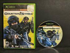 Counter-Strike (Microsoft Xbox, 2003) No Manual
