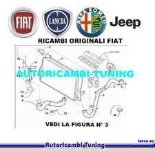 MANICOTTO ORIGINALE FIAT COLLETTORE INTERCOOLER CROMA 1.9 JTDM 150 CV 51790614