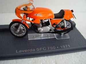 LAVERDA SFC 750 orange 1971  -   1:24