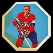 1963-64 YORK PEANUT BUTTER #36 GORDON BERENSON EX RC YEAR MONTREAL CANADIENS