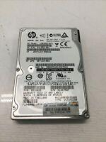 HP 641552-001 300GB HDD Plug-In Module 10000 RPM Hard Drive 0B26026 EG0300FBVFL