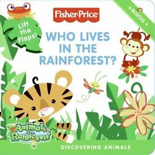 Fisher-Price: Who Lives in the Rainforest?: Discov