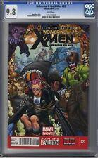 Wolverine & The X-Men (2011 Series) #22 CGC 9.8