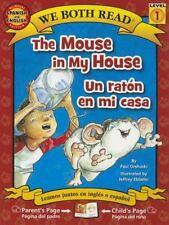 MOUSE IN MY HOUSE/ UN RAT=N EN MI CASA - NEW PAPERBACK BOOK