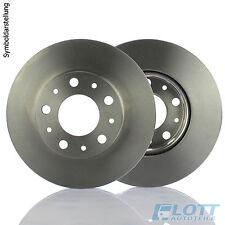 2 Bremsscheiben Bremsscheibensatz Ø246mm belüftet vorne Daihatsu Cuore Sirion