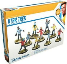 Star Trek Adventures: Original Series Landing Party New