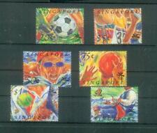 Satz Briefmarken aus Singapore, MI 652-657, postfrisch