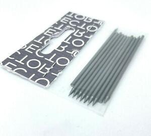 10x 2B 2.0mm Mechanical Pencil Lead Holder Leads Drafting Refill Bag Uk