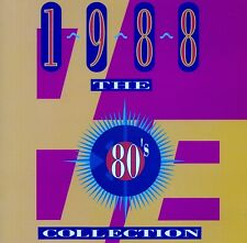 THE 80'S COLLECTION - 1988 / 2 CD-SET (TIME-LIFE MUSIC TL 544/06) - TOP-ZUSTAND