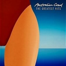 AUSTRALIAN CRAWL (THE GREATEST HITS CD - SEALED + FREE POST)