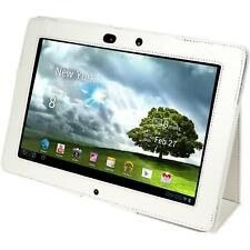 Asus Transformer pad Infinity Tf700 Flipcover Wallet blanco