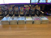 Pokemon Shiny Star V S4A Common Bulk Pack Fresh NM/Mint 150 Card Lot + Empty Box